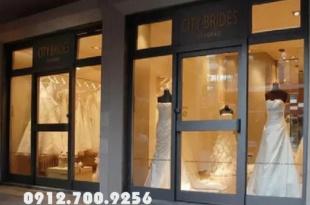 بهترین آرایشگاه عروس